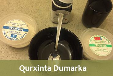 Qurxinta Dumarka